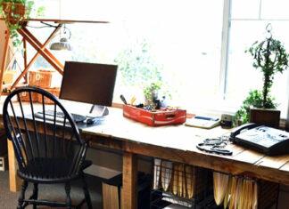 Como montar um home office. Veja algumas dicas práticas sobre como montar um escritório em casa.