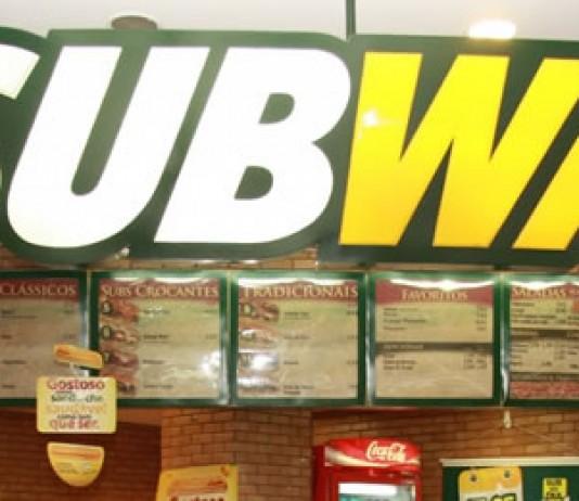 Franquia Subway - Uma boa opção de franquia de alimentos