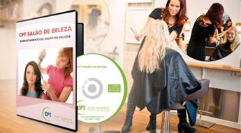 Programa para gerenciamento de salão de beleza. Conheça detalhes do CPT Salão de Beleza 2.0