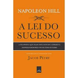 Livro A Lei do Sucesso - Napoleon Hill