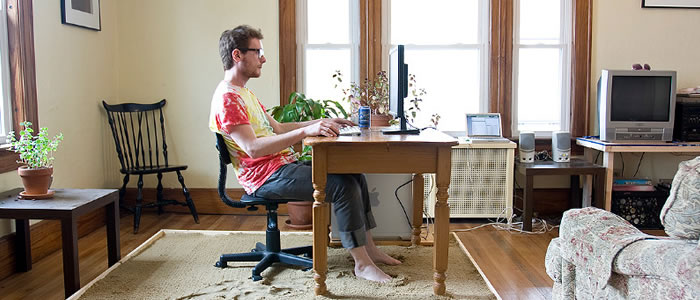 Magnificent As Vantagens Do Home Office Largest Home Design Picture Inspirations Pitcheantrous
