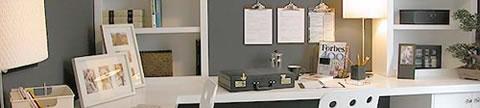 Dicas para quem deseja criar um home office. Como deixar o seu escritório em casa funcional e prático