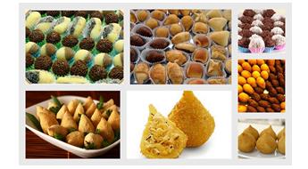 Máquina de fazer doces e salgados aumenta produção