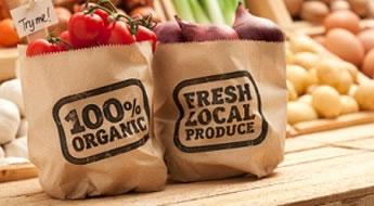 Fornecedores para uma loja de produtos orgânicos