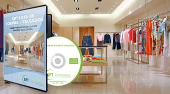 Conheça detalhes do software de gerenciamento de lojas de roupas e calçados