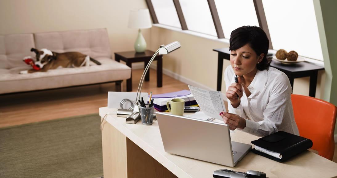 Como trabalhar em um home office