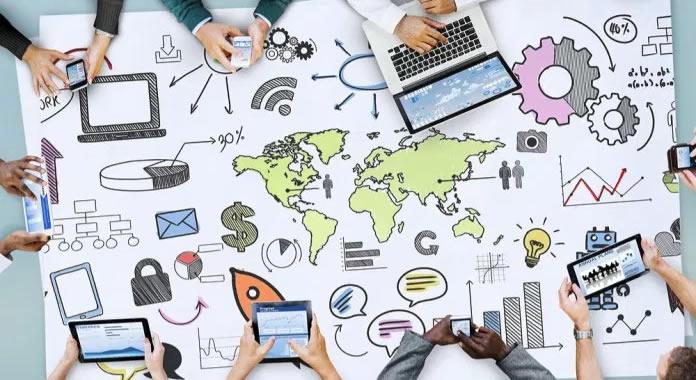 Ideias de negócios lucrativos online